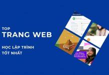 Top các trang Web học Lập trình tốt nhất miễn phí