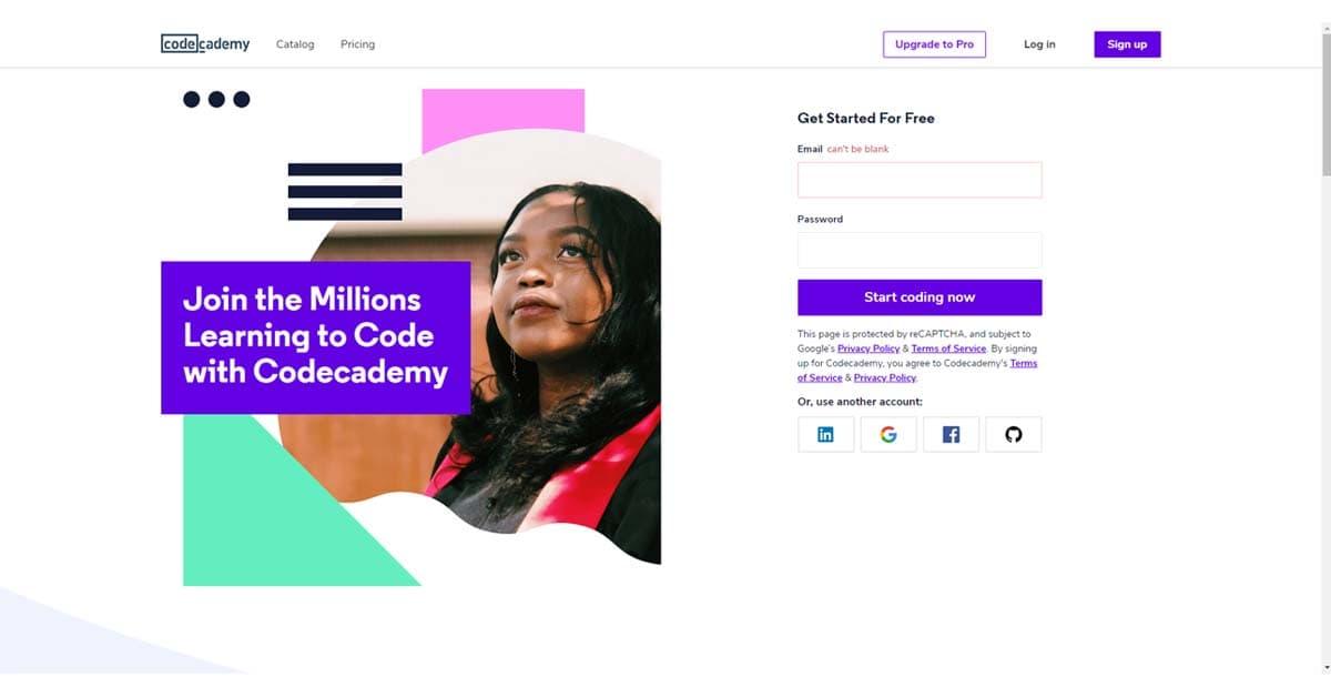 Top các trang Web học Lập trình tốt nhất miễn phí: CodeAcademy