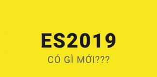 ES2019 có gì mới?